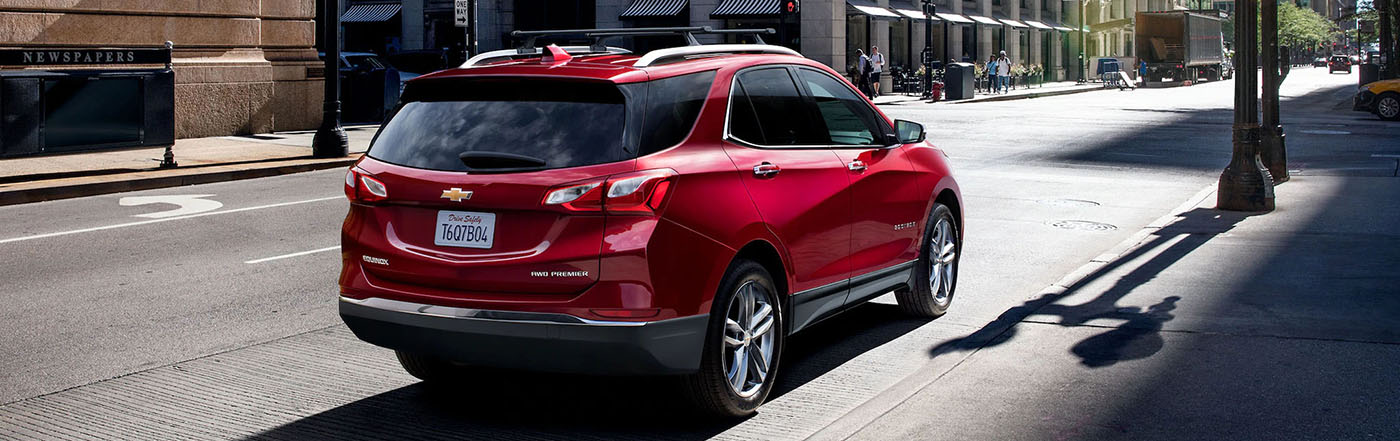 2021 Chevrolet Equinox Safety Main Img