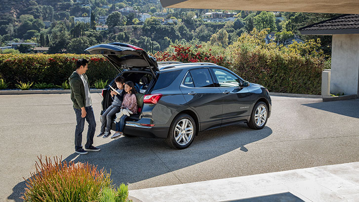 2021 Chevrolet Equinox safety