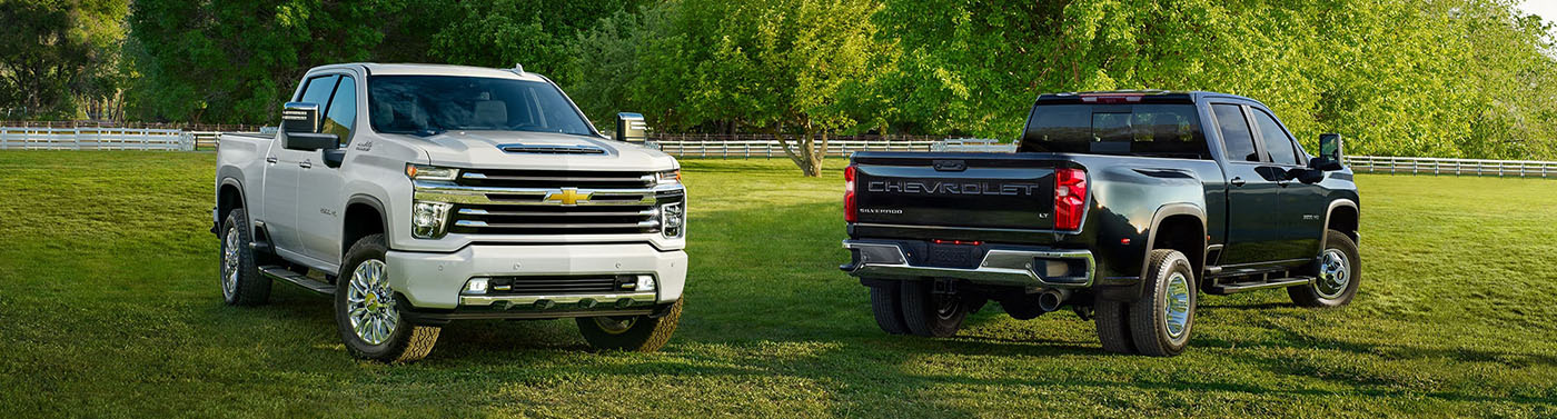 2021 Chevrolet Silverado HD Appearance Main Img