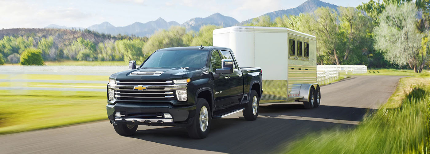 2021 Chevrolet Silverado HD Safety Main Img