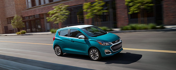 2021 Chevrolet Spark appearance