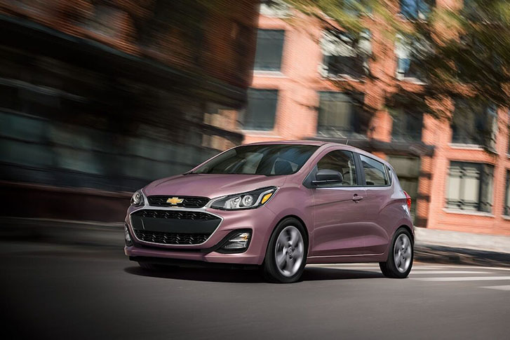 2021 Chevrolet Spark performance