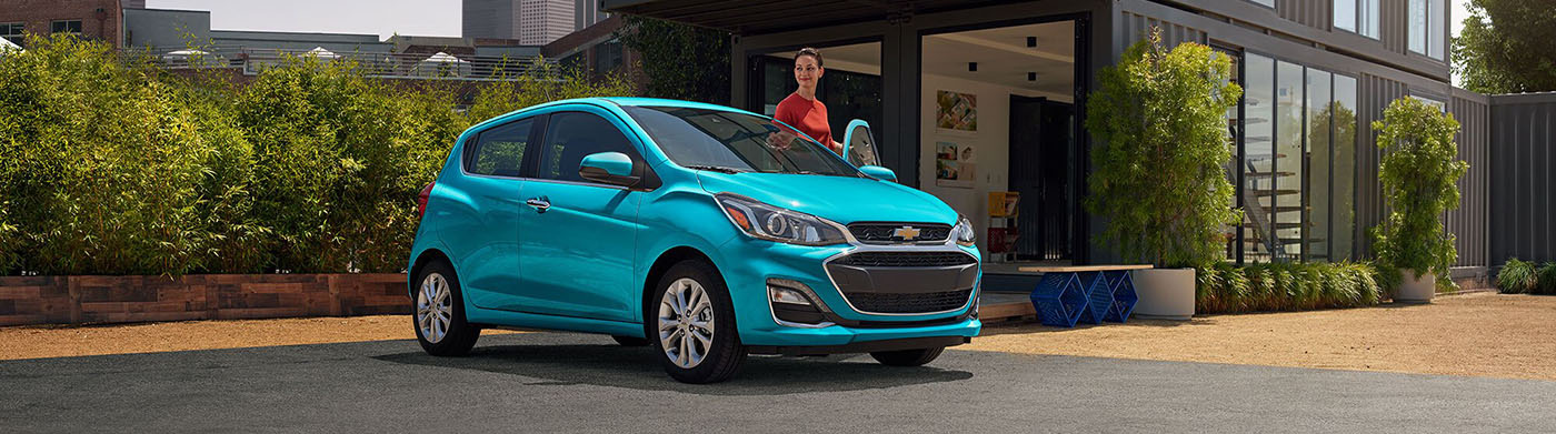 2021 Chevrolet Spark Safety Main Img