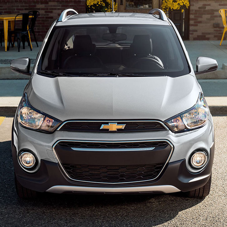 2021 Chevrolet Spark safety