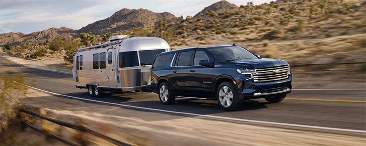 2021 Chevrolet Suburban performance