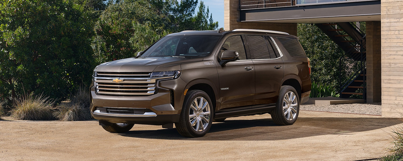 2021 Chevrolet Tahoe Appearance Main Img
