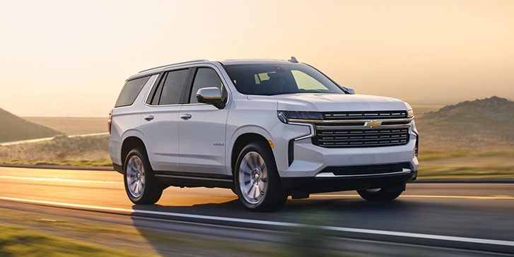 2021 Chevrolet Tahoe performance