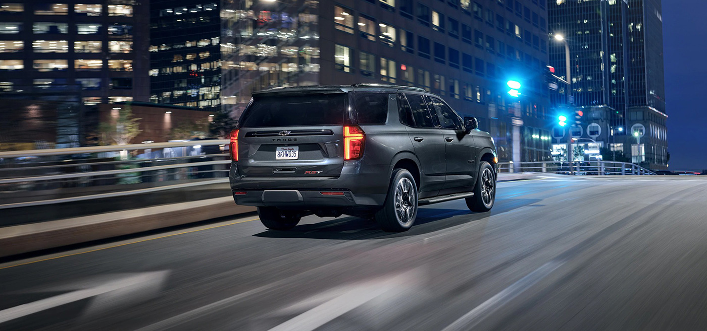 2021 Chevrolet Tahoe Safety Main Img