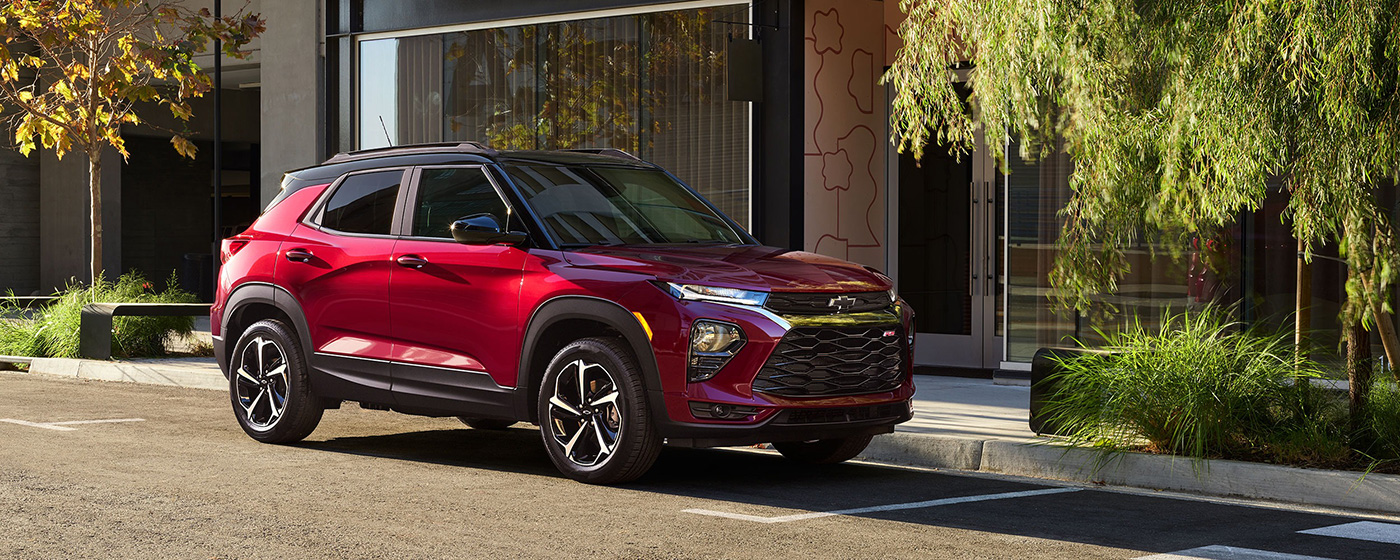 2021 Chevrolet Trailblazer Appearance Main Img