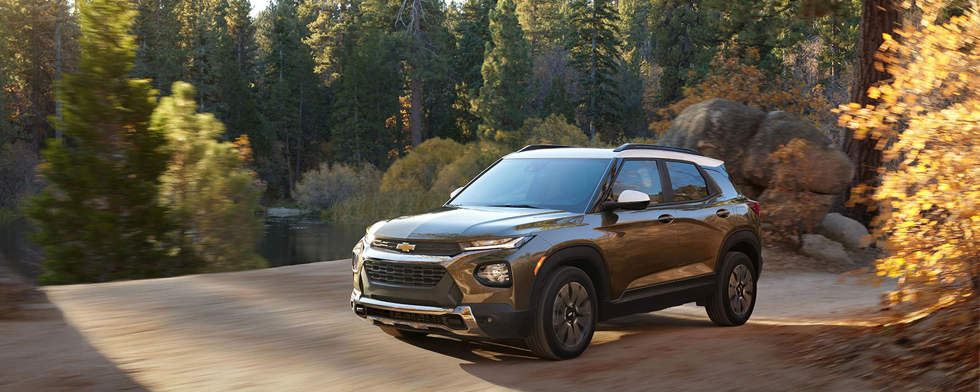 2021 Chevrolet Trailblazer Main Img