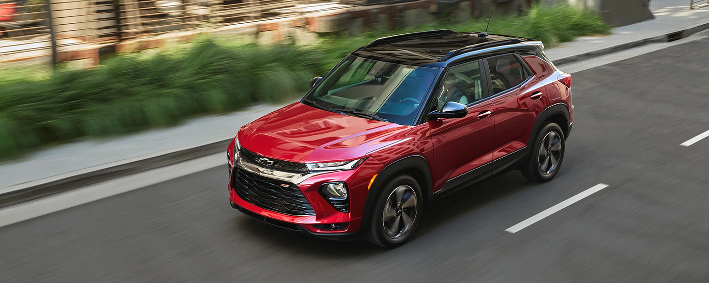2021 Chevrolet Trailblazer Safety Main Img