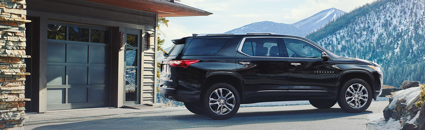 2021 Chevrolet Traverse Main Img
