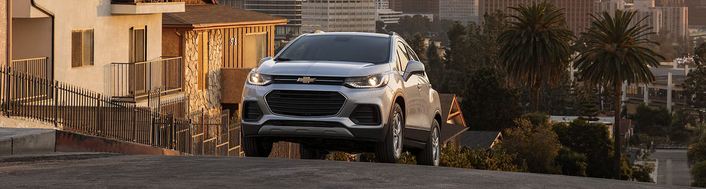 2021 Chevrolet Trax Safety Main Img