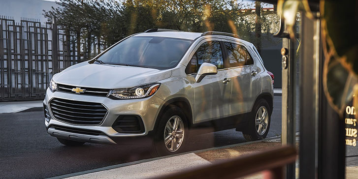 2021 Chevrolet Trax safety