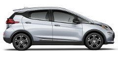 2017 Chevrolet Bolt EV in Conroe