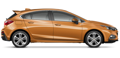 2016 Chevrolet Sonic Hatchback in Cerritos