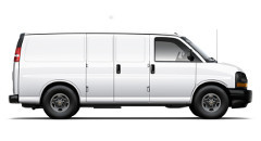 2016 Chevrolet Express Cargo in Novato