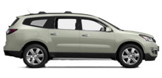 2017 Chevrolet Traverse in Conroe
