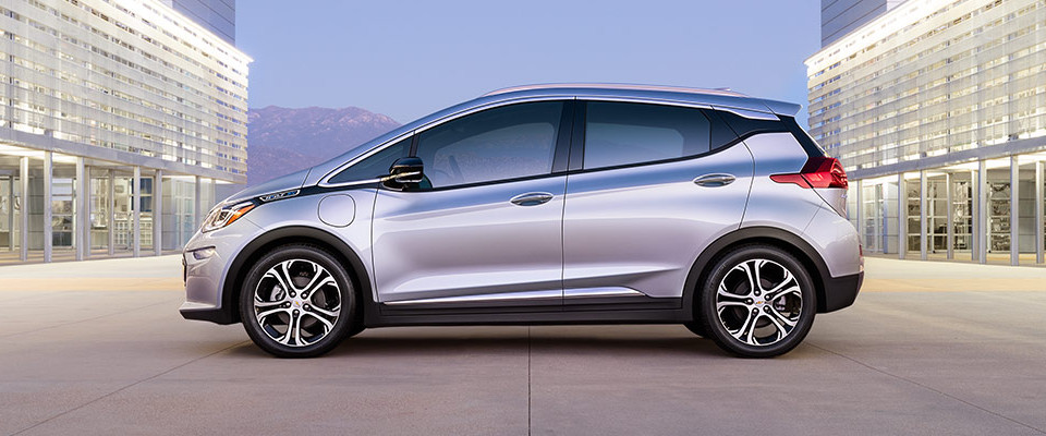 2017 Chevy Bolt EV appearance main image