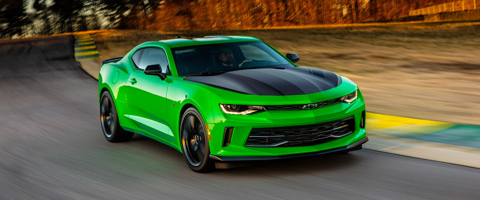 2017 Chevy Camaro Appearance Main Image