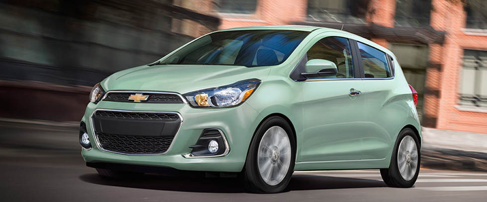 2017 Chevy Spark Appearance Main Image