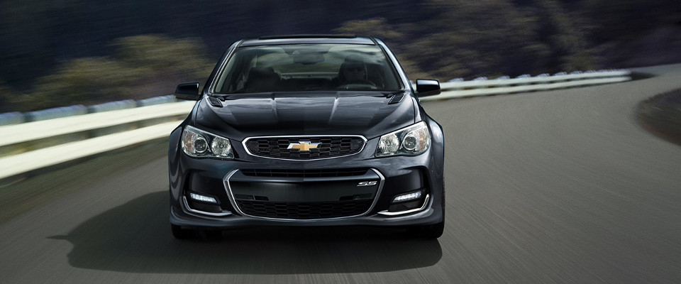 2017 Chevy SS Sedan Overview Image
