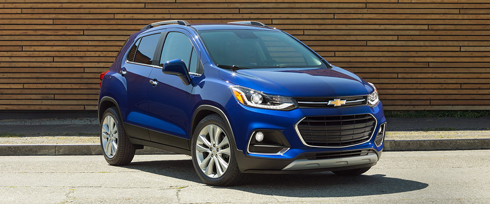 2017 Chevy Trax Overview Image