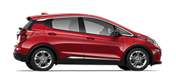 2017 Chevrolet Bolt EV in Novato