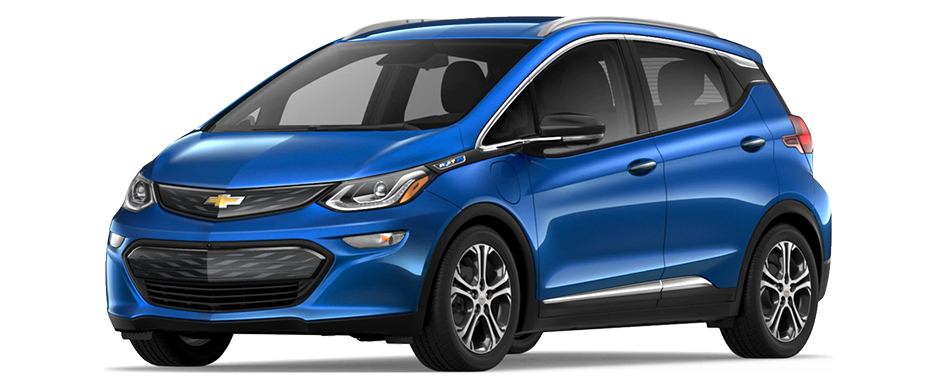 2018 Chevy Bolt EV Overview Image