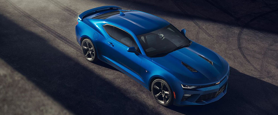 2018 Chevy Camaro overview main
