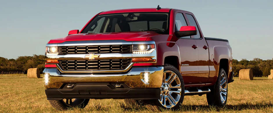 2018 Chevy Silverado 1500 Overview Image