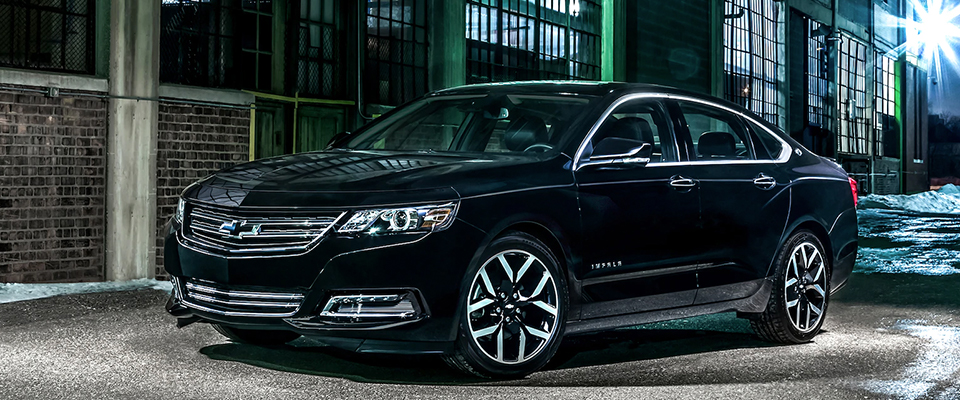 2019 Chevrolet Impala Overview Image