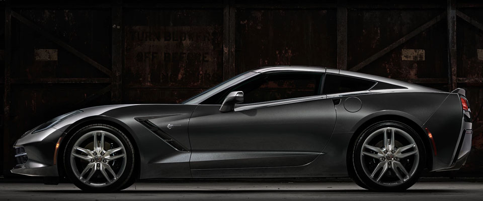 2018 Chevy Corvette Stingray appearance main