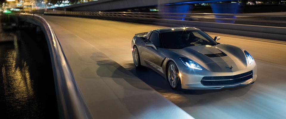 2019 Chevy Corvette ZR1 overview main