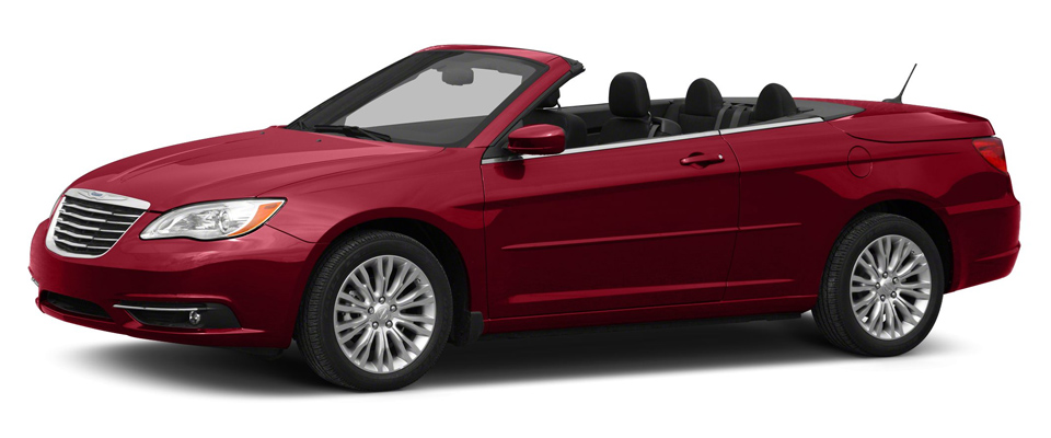 2014 Chrysler 200 Convertible Main Img