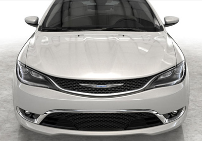 2014 Chrysler 200 appearance