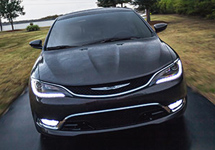 2014 Chrysler 200 safety