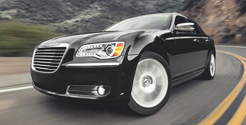 2014 Chrysler 300 performance