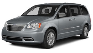 2015 Chrysler Town and Country in W. Bountiful