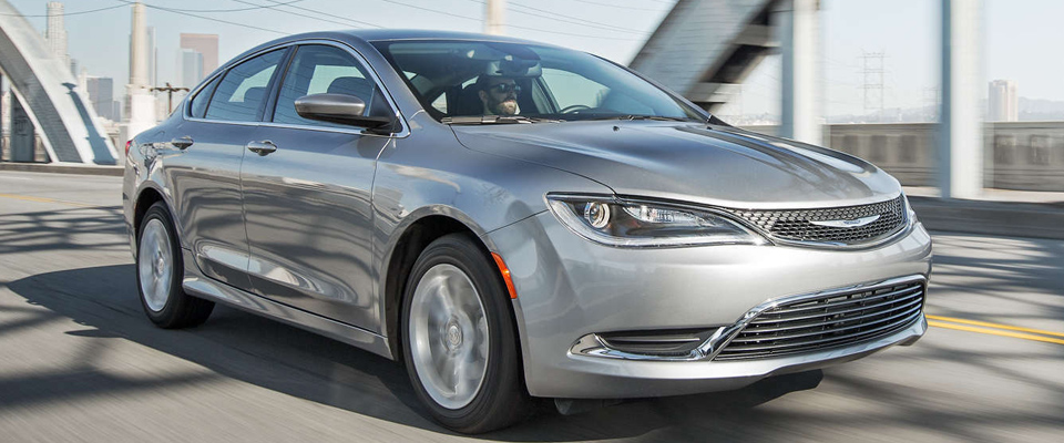 2015 Chrysler 200 Appearance Main Img
