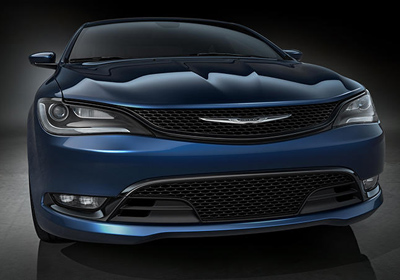 2015 Chrysler 200 appearance