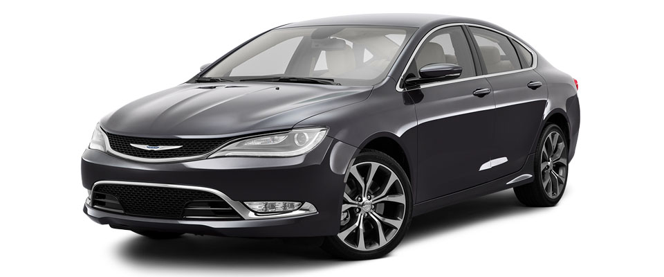 2015 Chrysler 200 Main Img