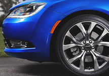 2015 Chrysler 200 safety