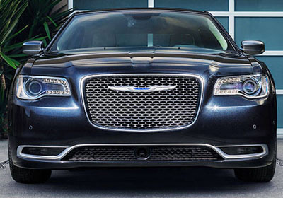 2015 Chrysler 300 appearance