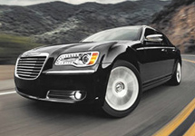 2015 Chrysler 300 safety