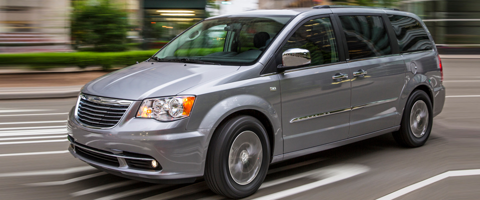 2015 Chrysler Town and Country Appearance Main Img