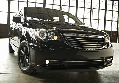 2015 Chrysler Town and Country appearance