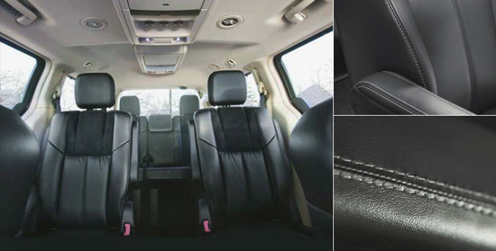 2015 Chrysler Town and Country comfort