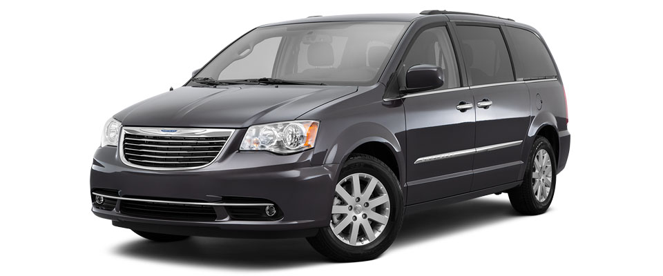 2015 Chrysler Town and Country Main Img