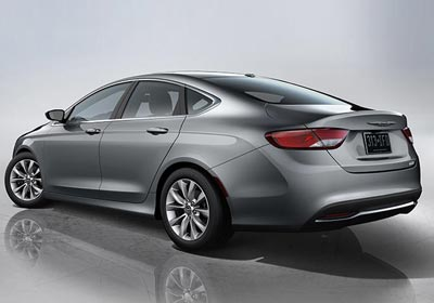 2016 Chrysler 200 appearance